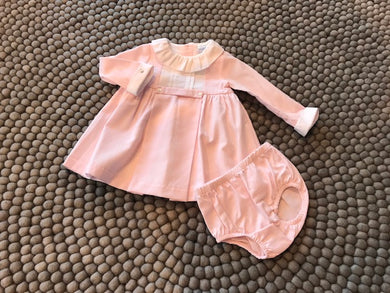 Laranjinha Dress and Pant Set