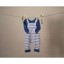 Load image into Gallery viewer, Reversible Jersey Dungarees