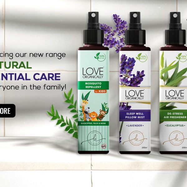Our new All Natural Wellbeing Range!