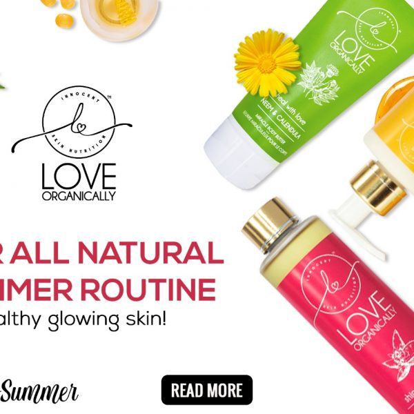 Be fearless this summer with our Happy Skin Range!