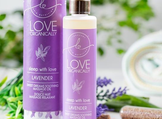 With Love, Lavender
