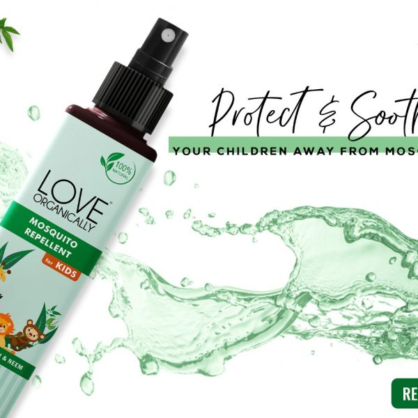 Protect & Soothe your children from mosquitoes!