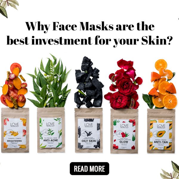 Why face packs are the best investment for your skin?