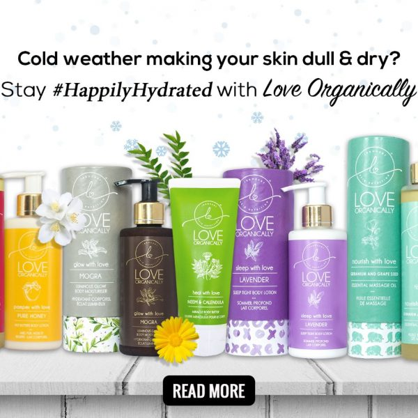 Cold weather making your skin dull & dry?
