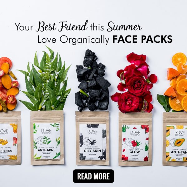 Your best friend this summer: Natural Face Packs