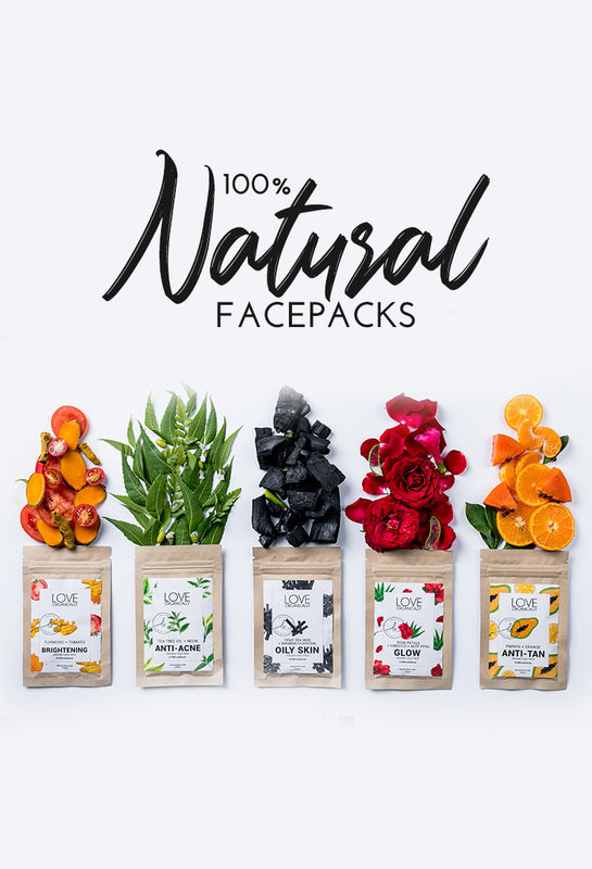 Natural Facepacks