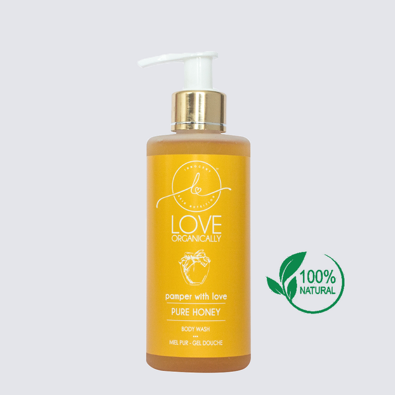 Pure Honey Head To Toe Body Wash