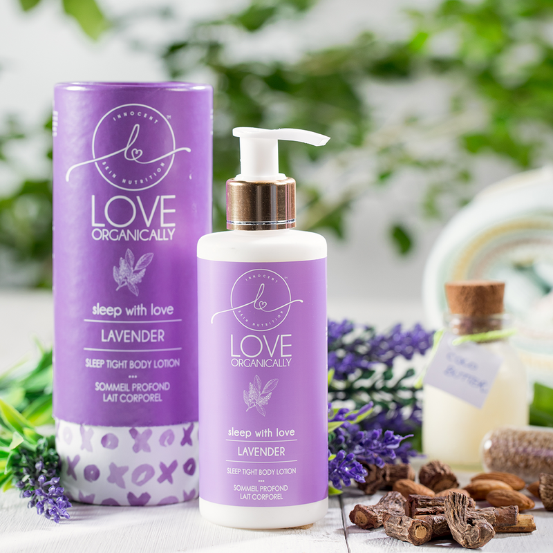 Sleep Tight Body Lotion → Relaxing & Calming Lavender