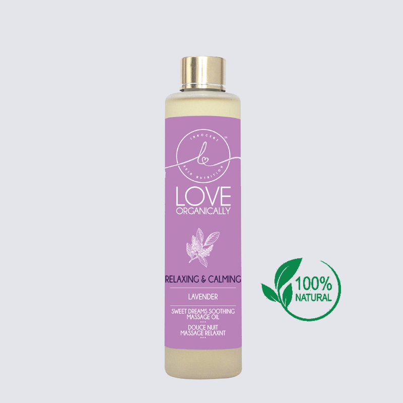 Soothing Massage Oil - Relaxing & Calming Lavender