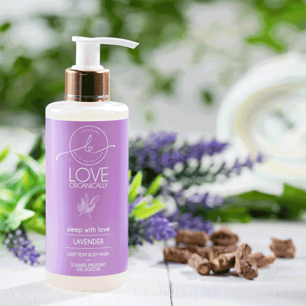 Sleep Tight Body Wash → Relaxing & Calming Lavender
