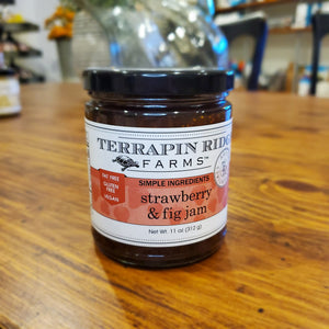 Terrapin Ridge Strawberry & Fig Jam