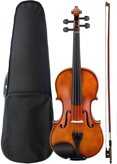 Violin 4/4 Full Size with Case, Bow, Bridge and Rosin