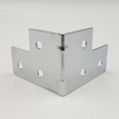 Large L Corner Joint Brace Clamp Road Flight Case Heavy Duty Hardware for Roadcase Hardcase Tool Box