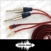 "Stereo 1/8"" Mini-Jack to Dual 1/4"" Cable - Smartphone to Mixer 3.5mm AUX 2.5m"