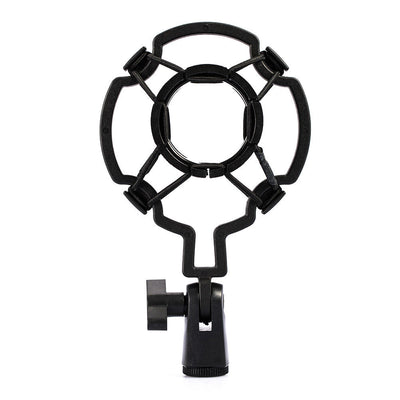 Mic Shock Mount Universal Clip Holder Studio Sound Recording For Condenser Microphone