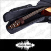 Thick 20mm Heavy Duty Acoustic Guitar Padded Gig Bag Back Straps