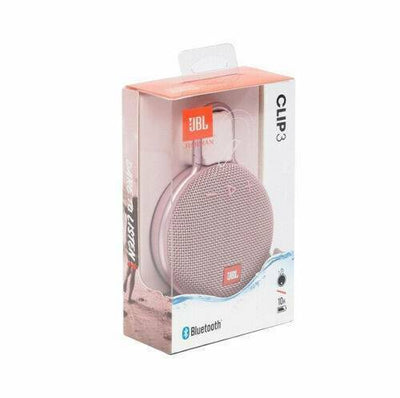 Genuine JBL CLIP 3 Portable Compact Waterproof Bluetooth Speaker