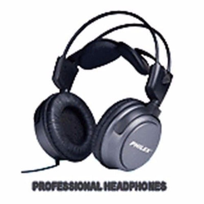 Professional Stereo Headphones Philex with 50mm Neodymium Speaker Drivers FREE POSTAGE