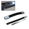 Carry Strap Road Case Handle Guitar Amp Steel Insert Speaker Cabinet Box 3 Sizes