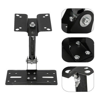 2x Ceiling Speaker Wall Mounts Extendable 360 176 Adjustable