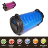 Portable Wireless Bluetooth Speaker Stereo Music Bass FM USB TF AUX MP3 3 colours available - FREE POSTAGE