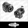 "Generic XLR (M) / 1/4"" (f) Combo Panel Mount Replacmnet Connector D-Cup Size"