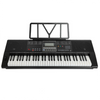 61-key piano keyboard + Stand Bluetooth Compatible USB Record LCD Display Feature Packed