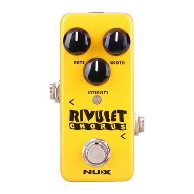Guitar Effects Pedal Mini Rivulet Analogue Chorus Nux NCH-2