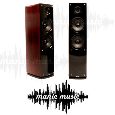 HIFI Home Theatre Tower Speakers Mixer Amplifier Surround