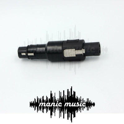 Speakon jack to XLR Female Adaptor Connecter Metal Premium Quality Adapter