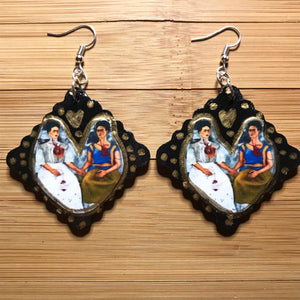 Frida inspired earrings