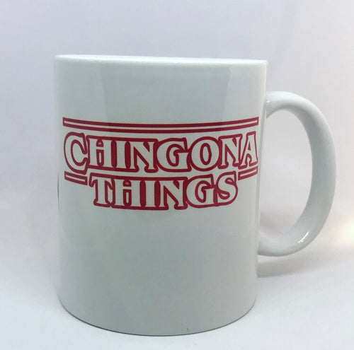 Chingona Things Mug 16oz