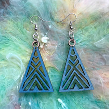 Load image into Gallery viewer, GeoRetro earrings