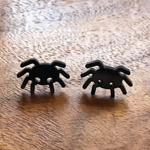 Itsy Bitsy Spider Stud earrings