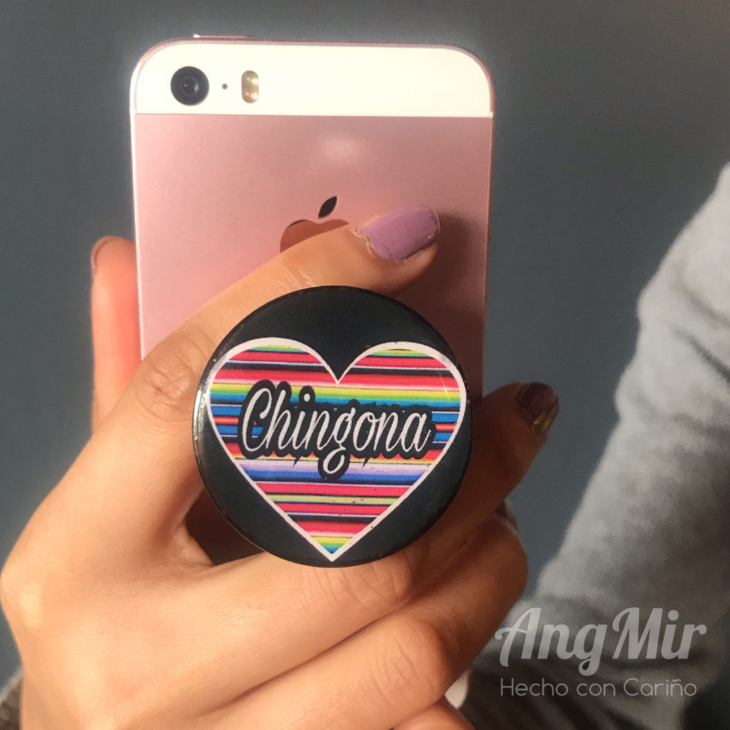 Chingona Phone Grip