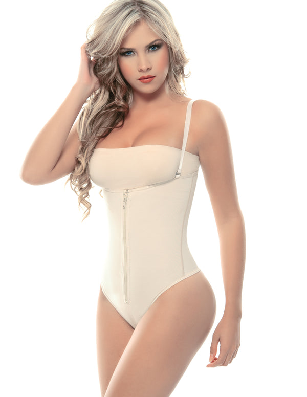 1003 Thong Strapless Shapewear