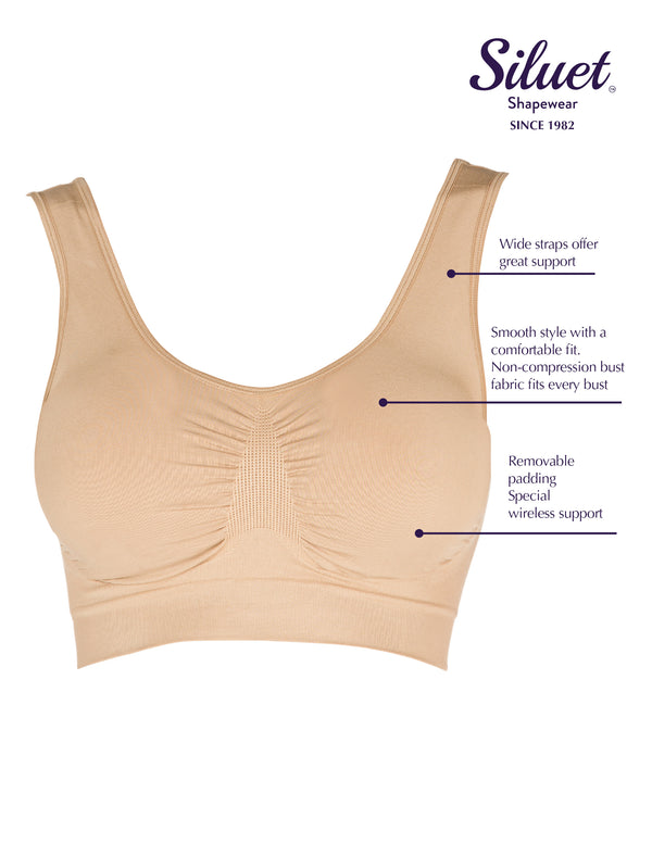 1S8007 Cachet® Versatile Everyday Comfy Bra