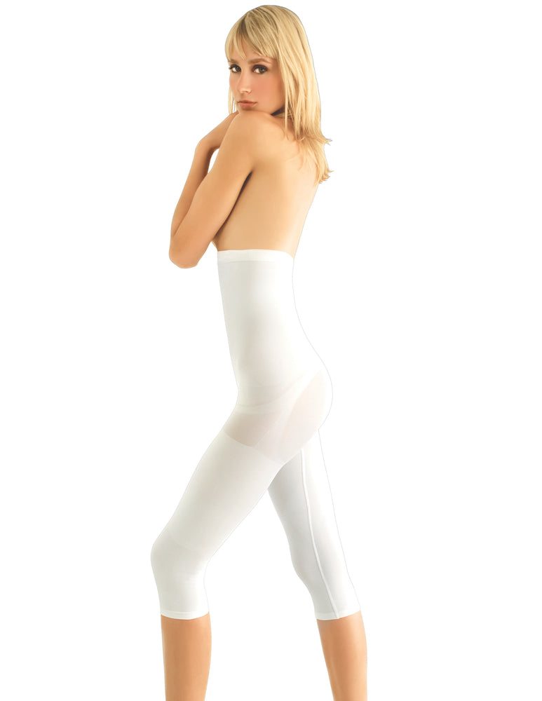 1T1673 Tall® Bra Less Silicone-Lined High-Waisted Long Shaper Briefs.