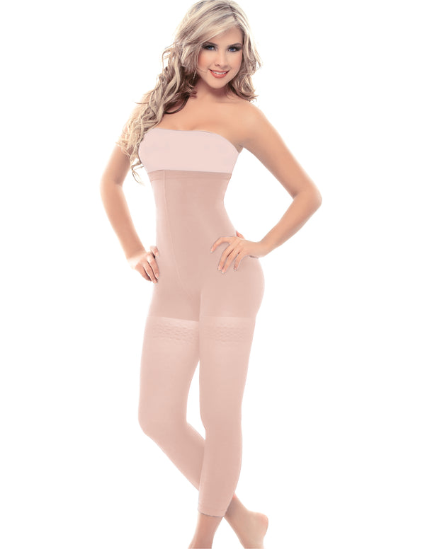 807 Strapless Full Body Shaper