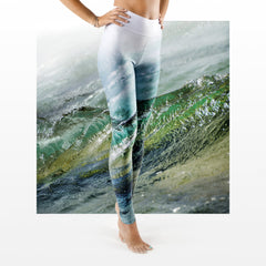 WAP High Waist Tummy Control Leggings Water Action 4