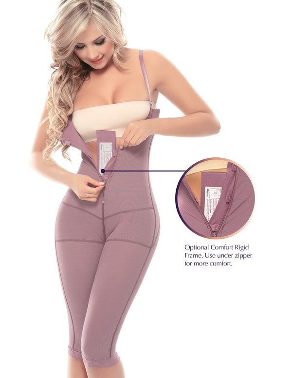 PS2 Postpartum High Compression Long Leg Full Body Shaper.
