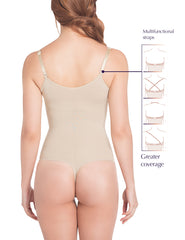 TF933T Thong Style Braless Body Shaper