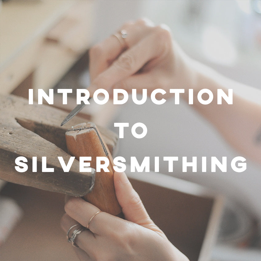 Introduction to Silversmithing - IKI Makers Union
