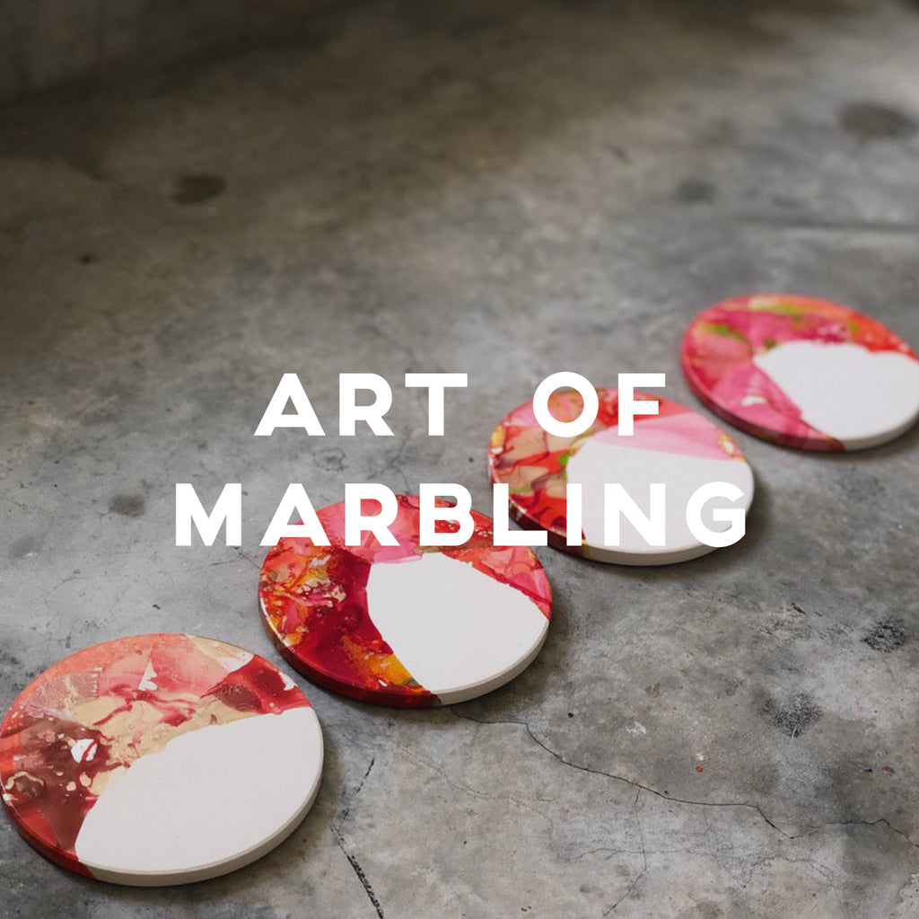 Art of Marbling - IKI Makers Union