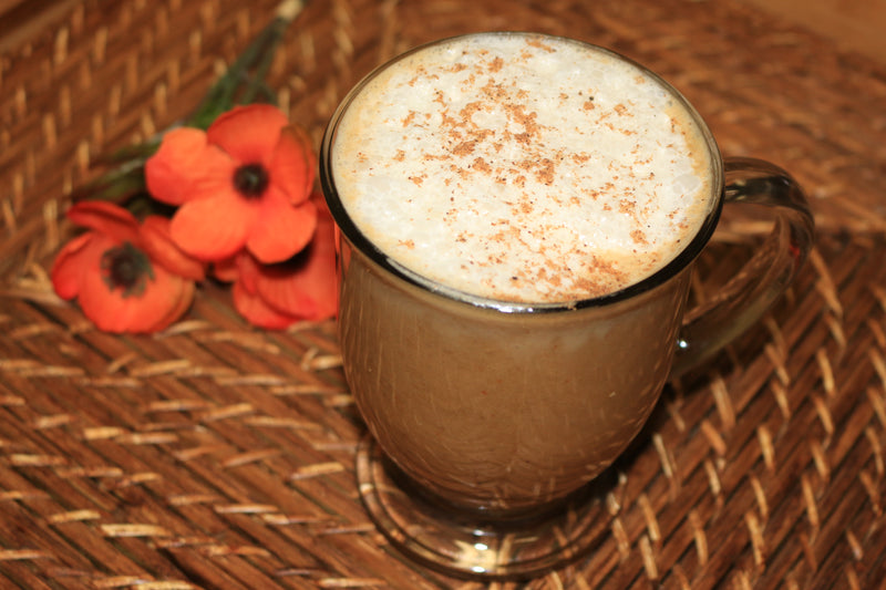 Homemade Paleo Pumpkin Spice Latte Recipe
