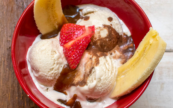aip ice cream sundae