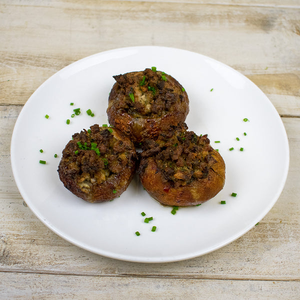 whole30 aip paleo stuffed mushrooms