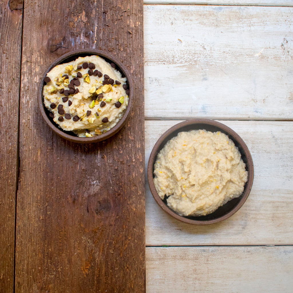 paleo aip cannoli pudding