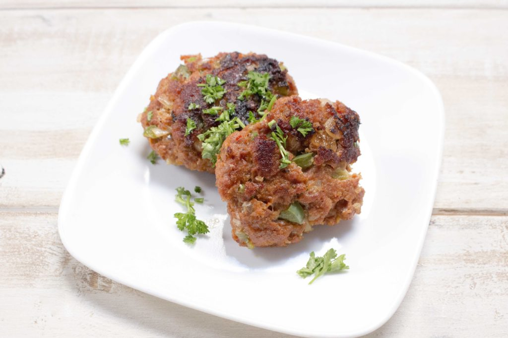 Paleo Chorizo Breakfast Patties