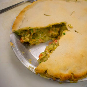 eat and enjoy aip compliant crawfish pie